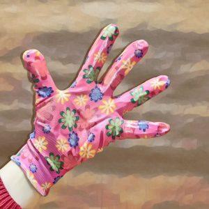Перчатки ХБ и нейлон